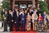 Dari APEC, Presiden Jokowi Hadiri KTT ASEAN di Filipina