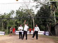 Buka Turnamen Voli Banyuasin, Febuar Rahman Siap Berikan Hadiah Khusus untuk Peserta