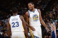Tanpa Stephen Curry, Warriors Tetap Hajar Magic di Oracle Arena