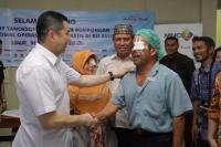 Aksi MNC Peduli, Operasi Gratis Puluhan Warga Penderita Katarak di Sukabumi