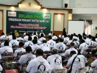 Deklarasi Dukungan, PPKN: Kami Siap Menangkan Khofifah di Pilgub Jatim