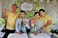 Pengantin Wanita Ganti Kelamin, Pasangan di Thailand Akhirnya Bisa Menikah