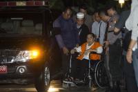 Setya Novanto: Saya Niat Datang ke KPK, di Luar Dugaan Ada Kecelakaan