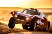Mini Ungkap si Monster untuk Ajang Dakar Rally 2018