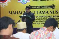 Ajaran Ulama Nusantara Disebut Hindarkan Indonesia dari Perpecahan
