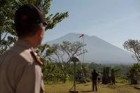 Gempa Tremor di Gunung Agung Terus Aktif