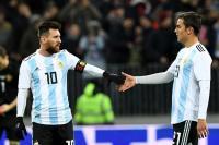 Paulo Dybala Ungkap Kekaguman kepada Lionel Messi