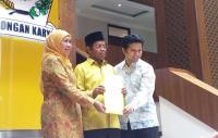 Maju Pilgub Jatim 2018, Khofifah Segera Surati Presiden Jokowi