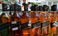 Polisi Sita Ratusan Minuman Alkohol