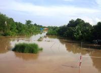 Waspada Banjir, Debit Air Sungai Cimanuk Berstatus Siaga 2