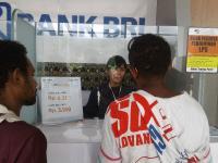 Marak Uang Ilegal, <i>Money Changer</i> di Pos Lintas Batas Negara Skouw Sepi Tukarkan Rupiah