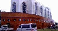 <i>Yuk</i> Berwisata ke Masjid Kapal Nabi Nuh, Ada Pengobatan Alternatifnya Lho!