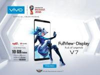 Deretan Fitur Keren Vivo V7, Kamera Depan 24 MP hingga <i>Face Access</i>