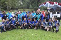 700 Penyandang Disabilitas Jalan Sehat Keliling Kebun Raya Bogor