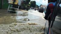 Banjir Rendam 4.833 Rumah di Kota Tebingtinggi