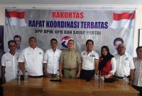 Sowan ke Partai Perindo, Aswari Rivai: Bersama-sama Berjuang untuk Sumsel