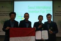 Ciptakan Alat Penetas dan Penentu Gender Penyu, Mahasiswa Indonesia jadi 'Bintang' di Korea
