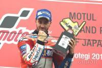 Raih Hasil Gemilang di MotoGP 2017, Dovizioso Optimis Tatap Musim Depan