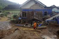 Pemkab Pacitan Bangun Hunian Sementara Korban Banjir Bandang