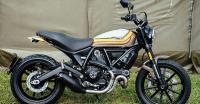 Terinspirasi Motor 1965, Ducati Lahirkan Scrambler Mach 2.0 Seharga Rp1,8 M
