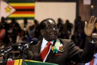 Terbang ke Singapura, Mantan Presiden Zimbabwe Lakukan Perjalanan Pertama Pasca-Turun Takhta