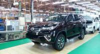 Ekspor Toyota Pecahkan Rekor, Fortuner Terlaris di 2017