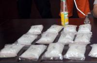 Terobos Razia Polisi, Innova Terciduk Angkut 10 Kilogram Sabu