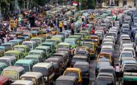 Angkot di Medan Mogok, Polisi Terjunkan 100 Mobil dan 200 Motor untuk Angkut Warga