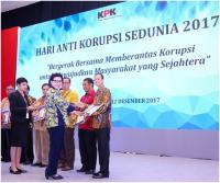 Jalankan GCG, bank bjb Dapat Penghargaan dari KPK