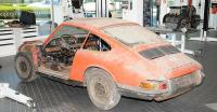Cerita Angka 0 dan 1 Ketika Mobil Porsche Tertua Ditemukan dalam Keadaan Rongsok