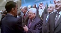 Bertemu Jokowi, Presiden Palestina Berterima Kasih Atas Dukungan Indonesia