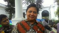 Dipilih Jadi Ketum Golkar, Airlangga Komitmen Dukung Jokowi pada Pilpres 2019