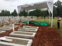 Begini Lokasi Tempat Pemakaman AM Fatwa di TMP Kalibata
