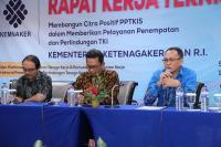 Tindaklanjuti UU Perlindungan Pekerja Migran Indonesia, Kemnaker Kumpulkan 150 P3MI