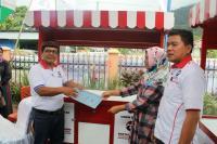 Gerobak Perindo <i>Bikin</i> Warga Padang Panjang Makin Sejahtera