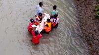 Tak Kunjung Pulang, Ibu dan Anak Ditemukan Tewas Tenggelam