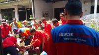 Rescue Perindo Salurkan Bantuan ke Korban Bencana Banjir dan Longsor Gunungkidul