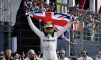Dominasi Mercedes Dilanjutkan Lewis Hamilton di F1 2017
