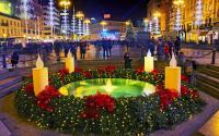 Intip Zagreb yang Miliki Pasar Natal Terbaik di Eropa