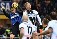 Hasil Pertandingan Inter Milan vs Udinese: <i>La Beneamata</i> Telan Kekalahan Perdana