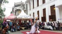 MNC Play Dukung Kampanye Permainan Tradisional di Kota Lama Semarang