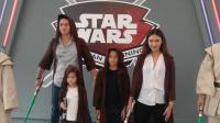 Demi Bertemu Pemeran Star Wars, Nana Mirdad dan Andrew White Tempuh Perjalanan 53 Jam
