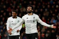 Mohamed Salah Kalahkan Catatan Gol Owen hingga Suarez