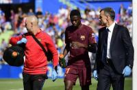 Valverde Sebut Dembele Kemungkinan Absen di <i>El Clasico</i>