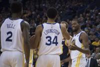 Golden State Warriors Menang, Cleveland Cavaliers Tumbang di Lanjutan NBA 2017-2018