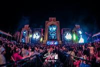 Hadirkan DJ Internasional, SAGA Music Festival Sukses Menghentak Bali