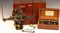 William Austin Burt, sang Penemu Kompas Surya