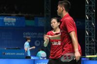Ricky Debby Sukses Lakoni Laga Perdana di Malaysia Masters 2018