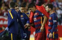 Tangis Suarez Pecah Setelah Tahu Barcelona Tetap Tertarik meski Terlibat Konflik dengan Chiellini