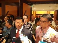 KSAU Dijabat Yuyu Sutisna, Wiranto: Mudah-mudahan Sukses